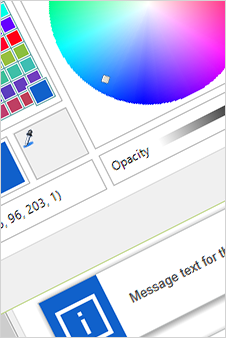 Theme Builder Colors