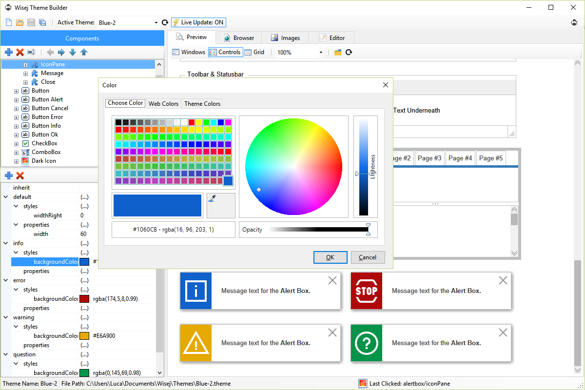Wisej – Powerful Visual Studio Web Applications