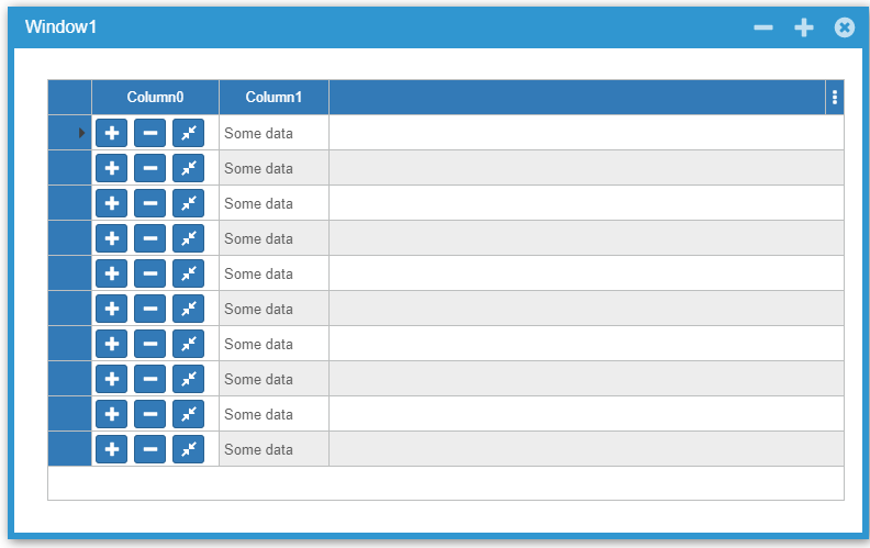 Can I add Multiple icons (images) in a single Datagrid view Cell