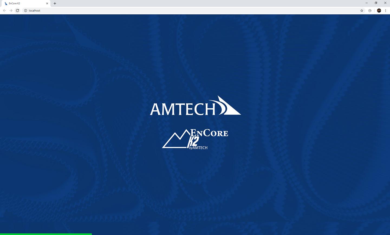 Wisej Amtech Software screeshot